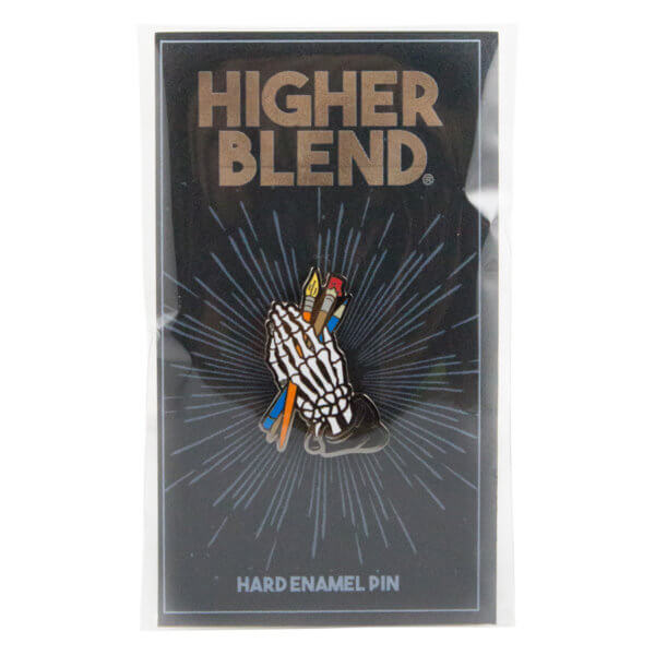 Art Life - Higher Blend Enamel Pin
